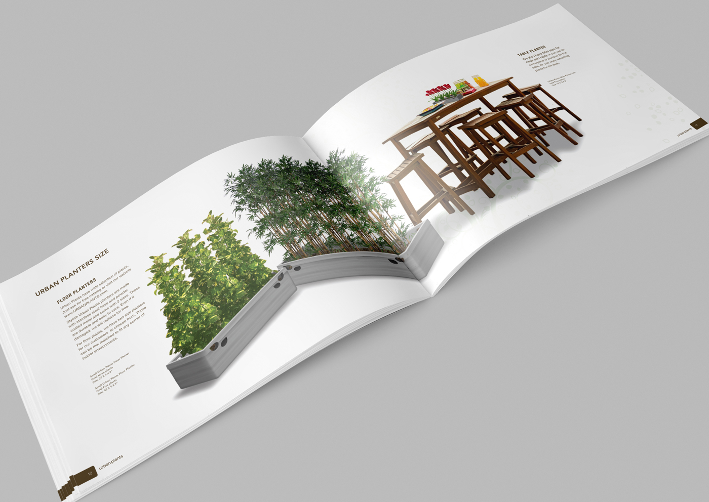 urban plants manual