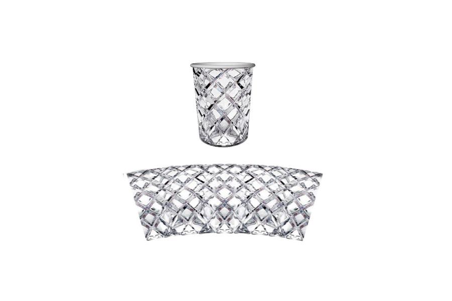 Cristal Cut Paper Cup