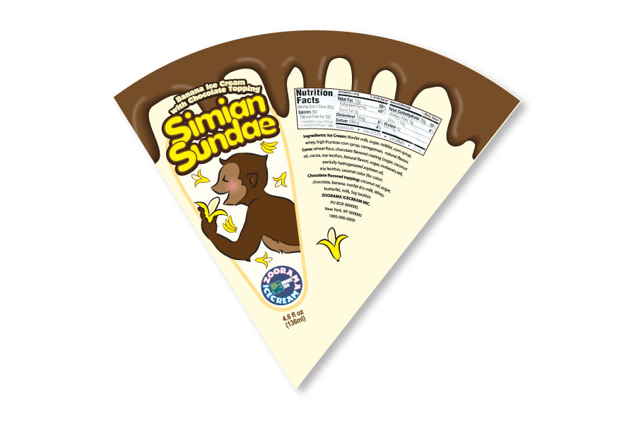 Simian Sundae Package