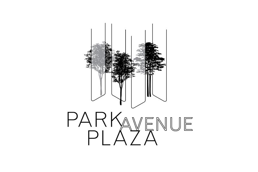 park Avenue Plaza Identity